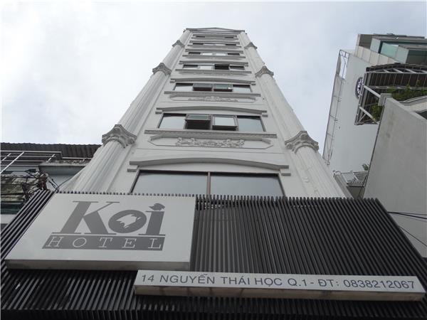 Khách sạn Koi Boutique Riverside