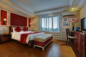Phòng Deluxe Executive Giường Đôi/2 Giường Đơn