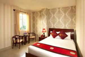 Phòng Deluxe Đôi hoặc 2 Giường đơn - Nhìn ra Công viên