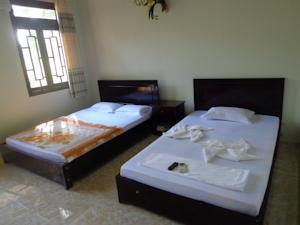 Phòng Tiêu chuẩn Giường đôi với Bữa sáng và Dịch vụ Vận chuyển Sân bay 2 chiều