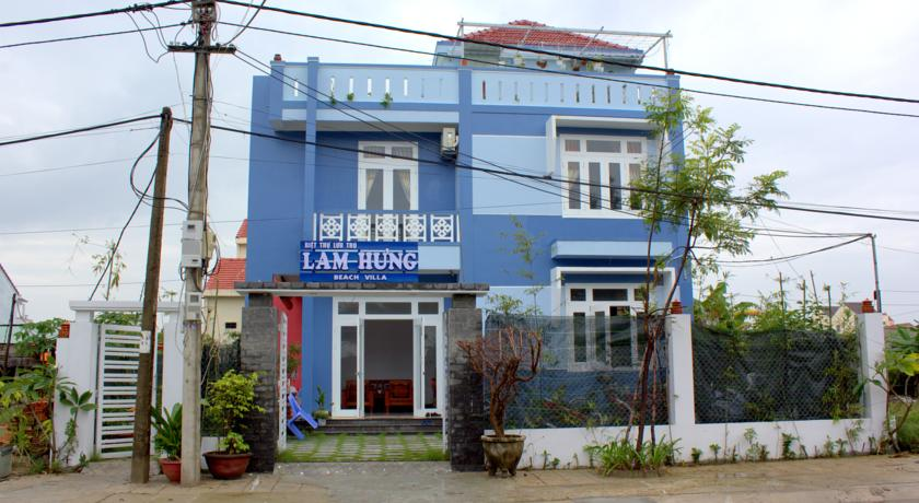 Lam Hưng Seaside Homestay