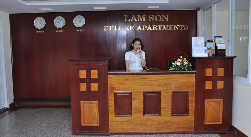 Lam Sơn Deluxe Apartments