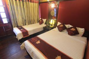 Phòng Superior Giường đôi/ 2 Giường đơn Nhìn ra Biển - 3 Ngày 2 Đêm (Lặn dùng bình dưỡng khí)