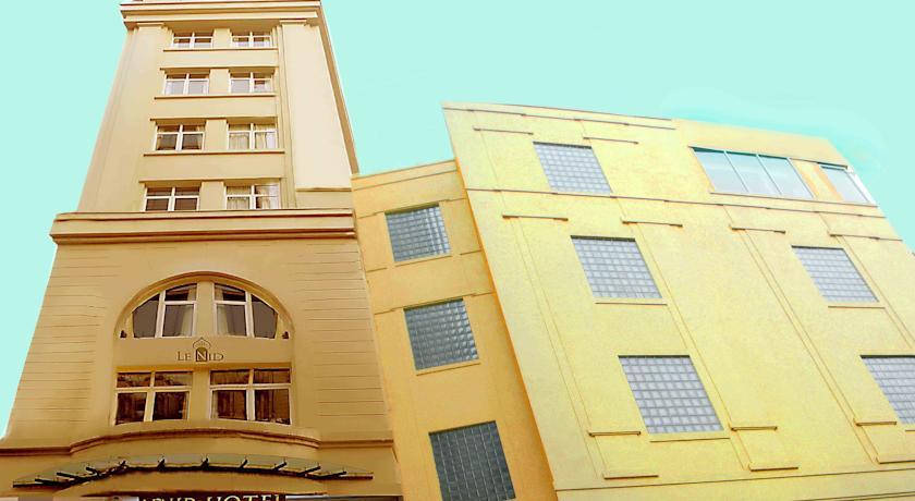 Khách sạn Lenid Hà Nội