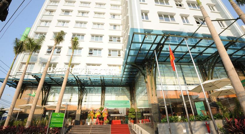 Khách sạn Liberty Saigon South