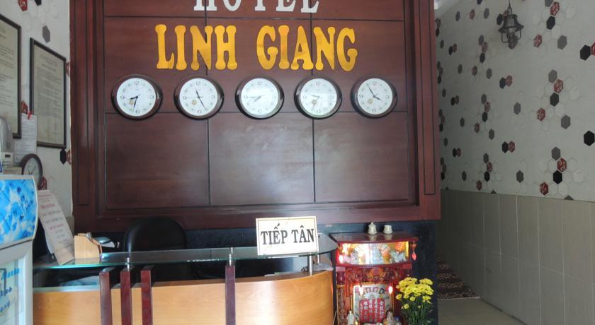 Khách sạn Linh Giang