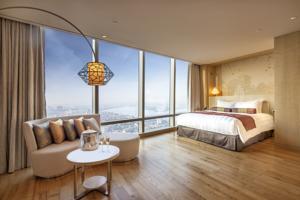 Suite Club Junior có Giường cỡ King/2 Giường đơn