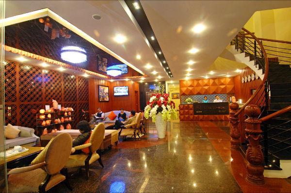 Khách sạn Luna Diamond