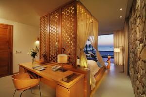 Biệt thự có Hồ bơi Riêng - Quay mặt ra Biển