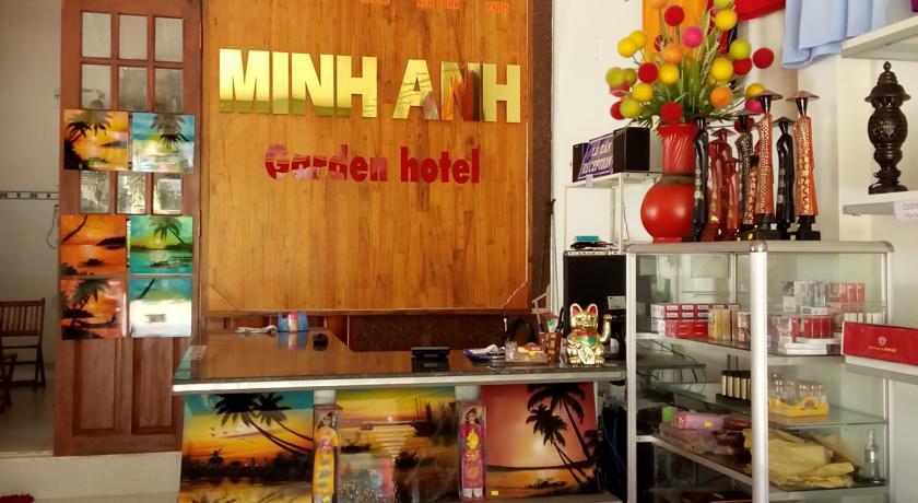 Khách sạn Minh Anh Garden