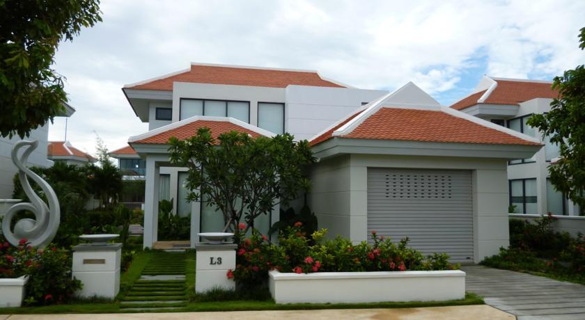 MJ Villa - The Ocean Villas