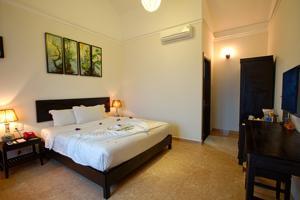 Phòng Deluxe Giường Đôi/2 Giường Đơn Nhìn ra Vườn - Bao gồm Quyền lui tới Spa