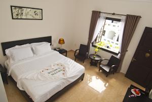 Phòng Premier Giường Đôi Nhìn ra Vườn - Bao gồm Quyền lui tới Spa