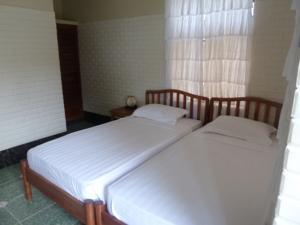 Phòng Tiêu chuẩn có 2 Giường đơn - Nhìn ra Bãi biển