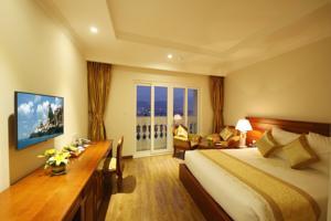 Phòng Superior Giường Đôi Nhìn ra Biển