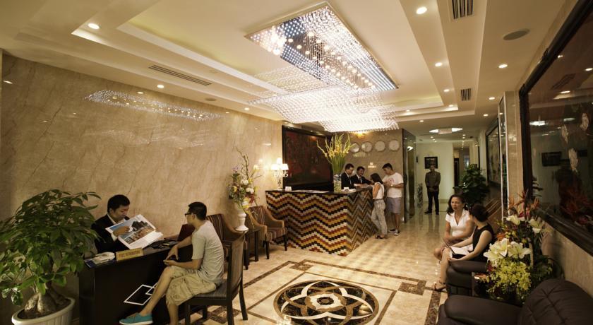 Khách sạn Noble Boutique Hà Nội