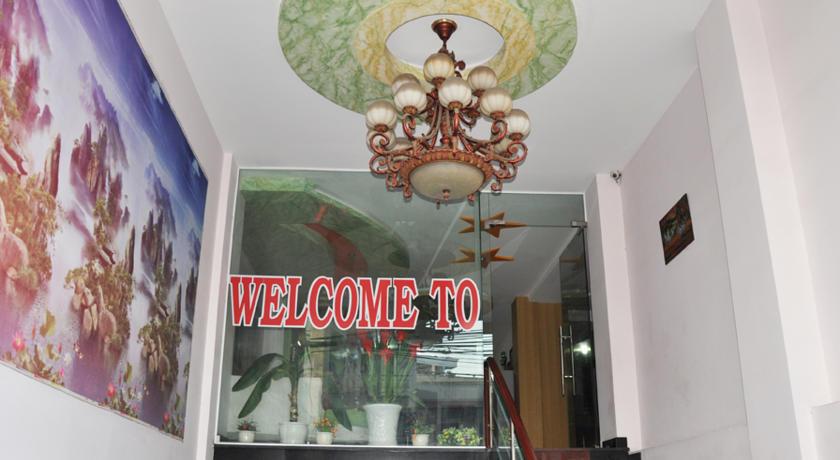 Khách sạn Palm Hoàng Dũng
