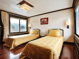 Phòng Superior có 2 Giường đơn - 2 Ngày 1 Đêm