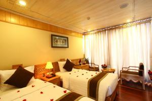 Phòng Deluxe Giường đôi/ 2 Giường đơn Nhìn ra Đại dương - 2 Ngày 1 Đêm
