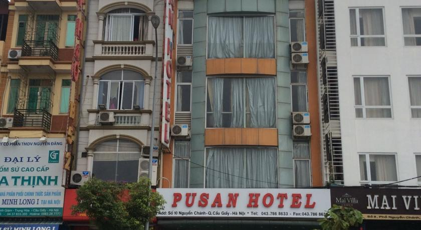 Khách sạn Pusan