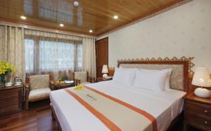 Phòng Premium Giường đôi/2 Giường đơn - 2 Ngày 1 Đêm
