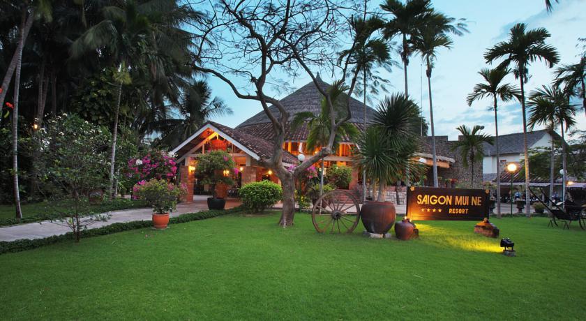 Sài Gòn Mũi Né Resort.