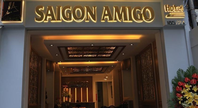 Khách sạn Saigon Amigo