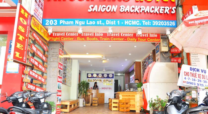 Saigon Balo Hostel