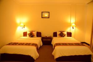 Phòng đôi 2 giường đơn Super Deluxe