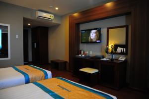 Phòng Grand Deluxe Giường Đôi/2 Giường Đơn Nhìn ra Đại dương