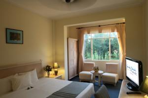 Phòng Superior Giường Đôi/ 2 Giường Đơn Nhìn ra Vườn.