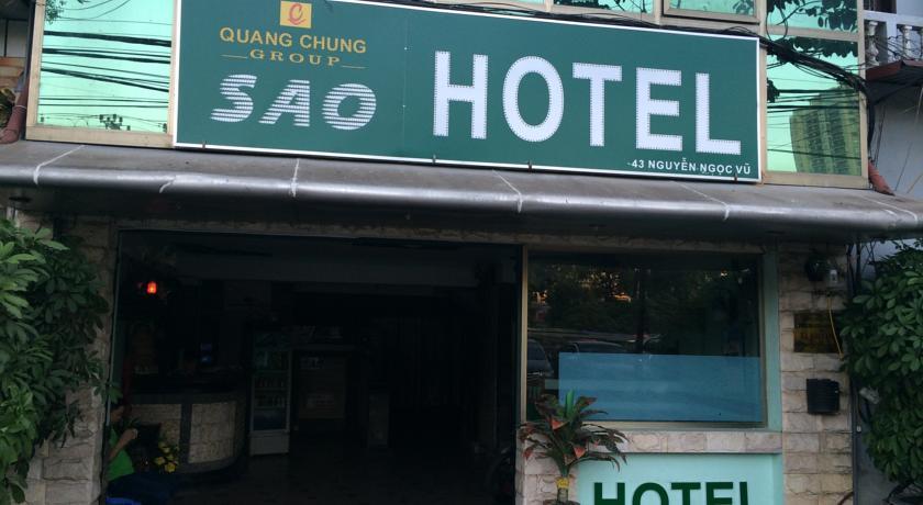 Khách sạn Sao
