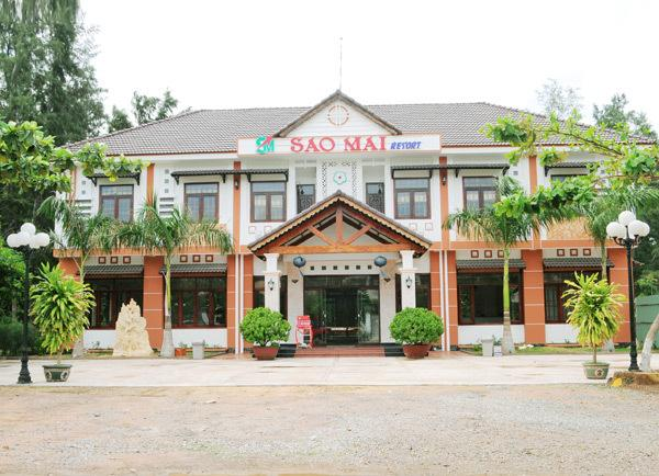 Sao Mai Beach Resort