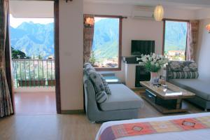 Junior Suite với Tầm nhìn ra Núi