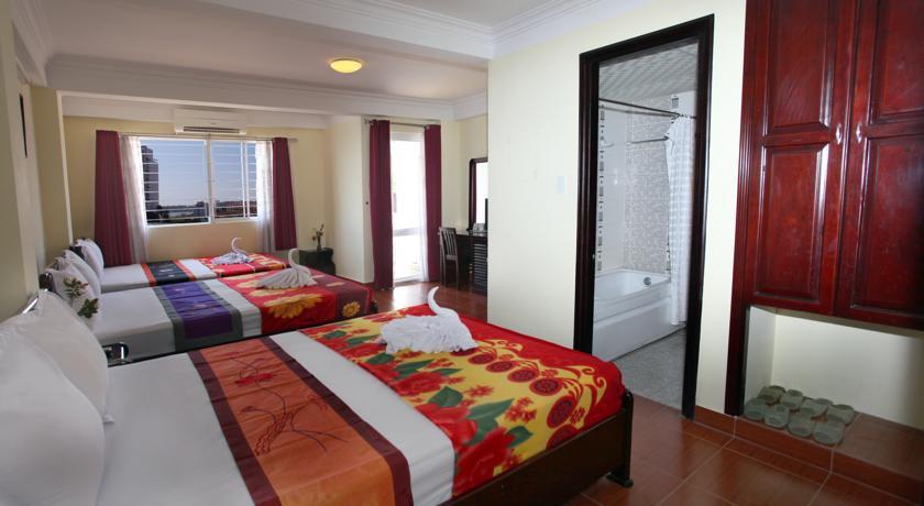 Khách sạn Sea Breeze Nha Trang