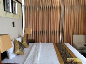 Phòng Deluxe Premium 2 Giường đơn nhìn ra Biển