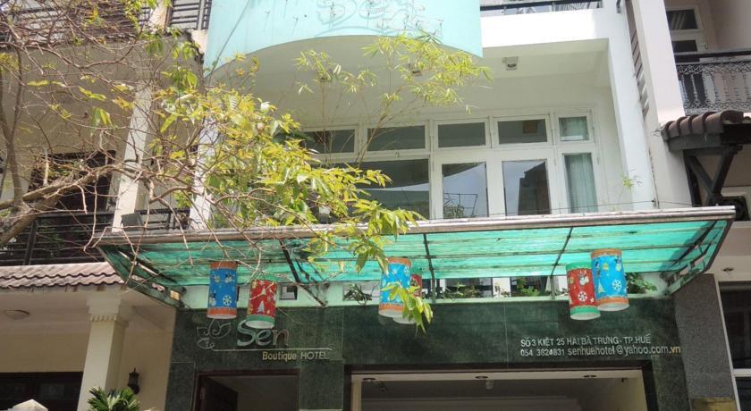 Khách sạn Sen Boutique