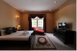 Deluxe Double Room with Free Foot Massage