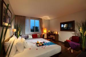 Phòng Premier Deluxe Giường đơn