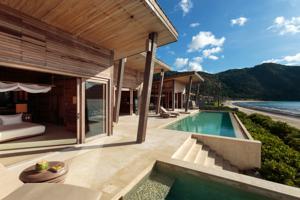 Biệt thự 3 Phòng ngủ có Hồ bơi Nhìn ra Đại dương