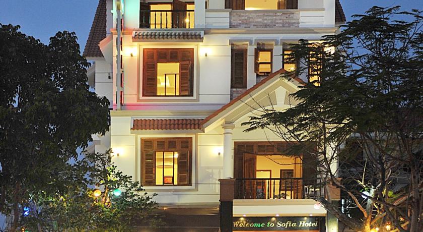 Khách sạn Sofia Boutique