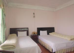Phòng 2 Giường đơn Tiêu chuẩn có quạt máy