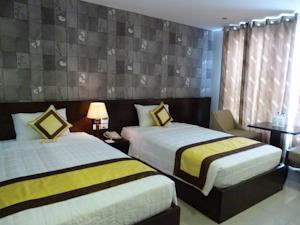 Suite 2 giường ngủ (4 Người lớn)