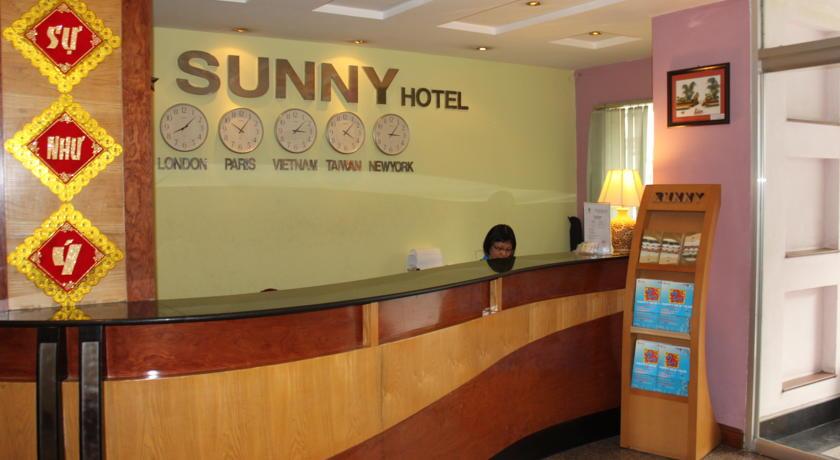Khách sạn Sunny Saigon
