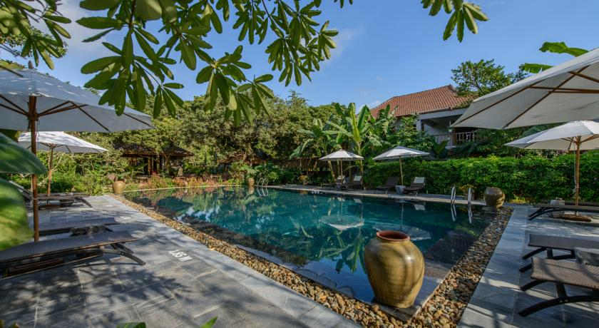 Tam Coc Garden Resort - Ninh Bình.