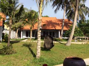 Phòng Tiêu chuẩn nhìn ra vườn
