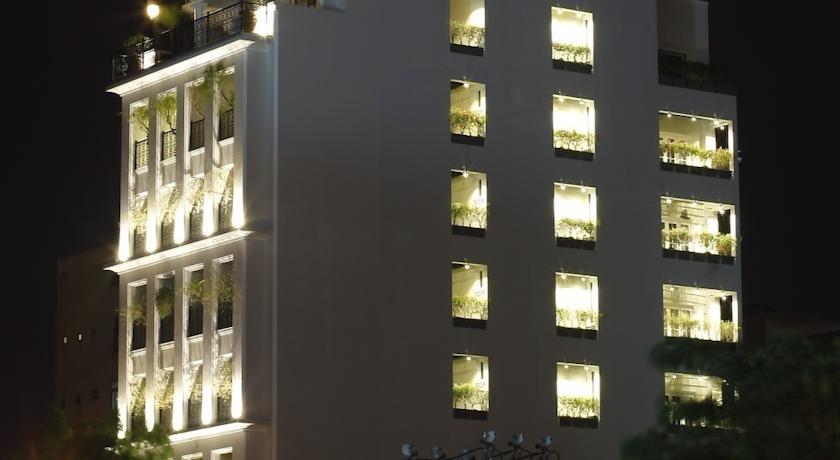 Thái Hoàng Apartment