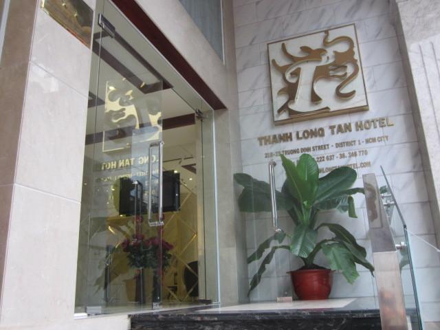 Khách sạn Thanh Long Tân