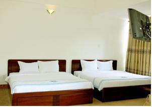 Suite 2 phòng ngủ gia đình.