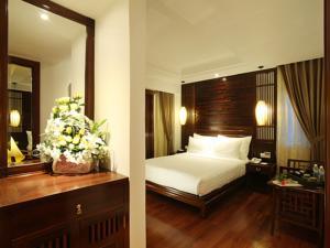 Phòng Premium Giường Đơn Nhìn ra Thành phố